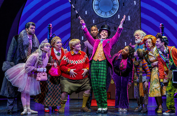 Charlie and the Chocolate Factory celebrate 200 performances!