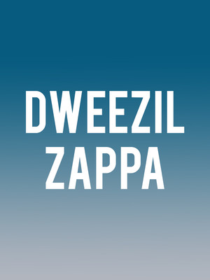 Dweezil Zappa, Wilbur Theater, Boston