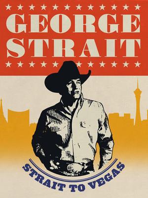 George Strait, T Mobile Arena, Las Vegas