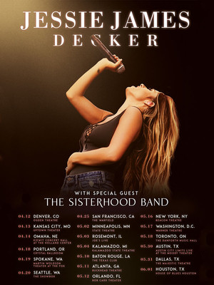 Jessie James Decker, State Theatre, Kalamazoo