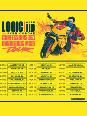 Logic at Greensboro Coliseum
