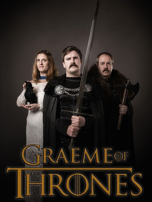Graeme Of Thrones Poster