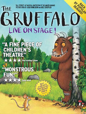 The Gruffalo at Lyric Theatre