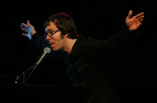 Ben Folds's one night visit to Eugene