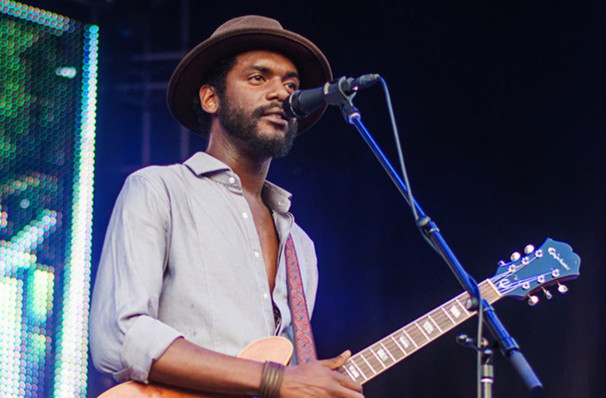 Gary Clark Jr, The National, Richmond