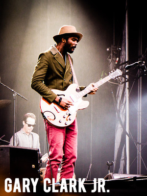 Gary Clark Jr. at Chateau St Michelle