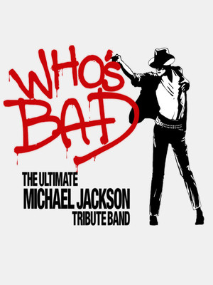 Who's Bad - Michael Jackson Tribute Band at Rapids Theatre