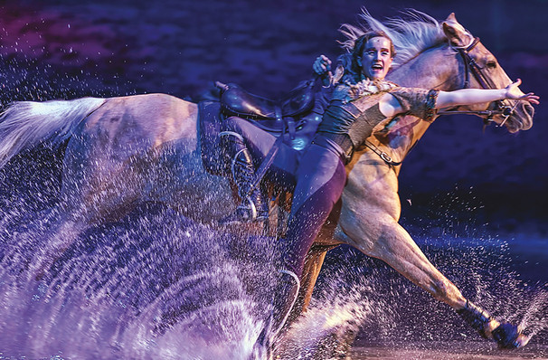 Cavalia Odysseo, Under the White Big Top Chicago, Chicago