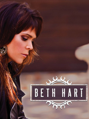 Beth Hart at Pantages Theater Hollywood