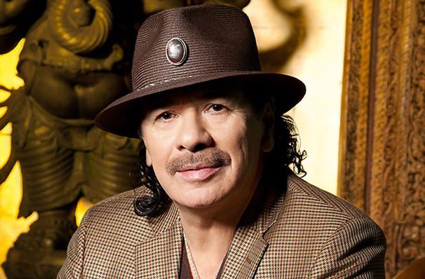 Santana, House of Blues, Las Vegas