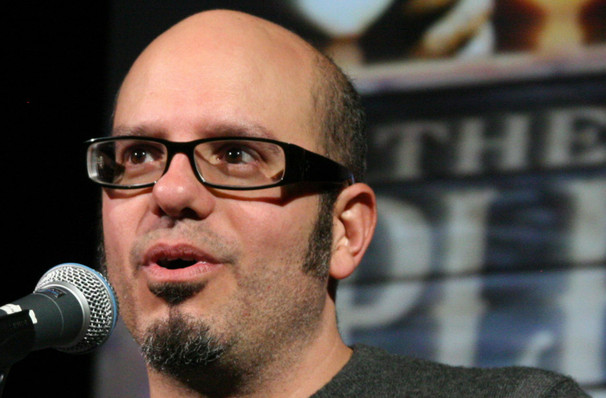 David Cross, Burton Cummings Theatre, Winnipeg