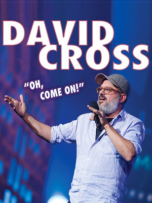 David Cross at Vogue Theatre