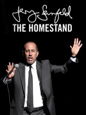 Jerry Seinfeld Poster