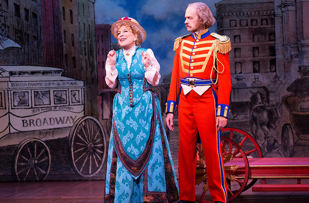 Bette Midler's Final Performance Will Benefit The Actors Fund
