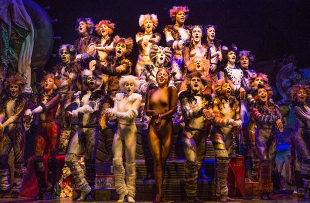 Cats, Neil Simon Theater, New York