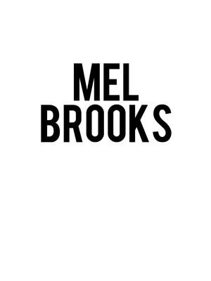 Mel Brooks Poster