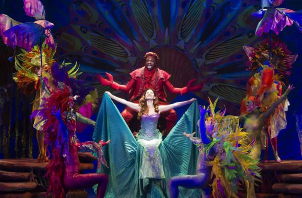 The Little Mermaid, Fabulous Fox Theater, Atlanta