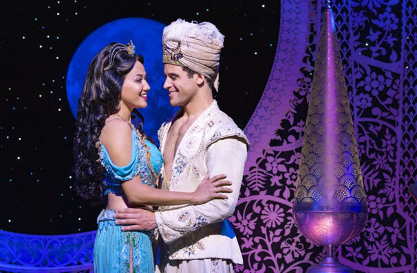 Aladdin, Eccles Theater, Salt Lake City
