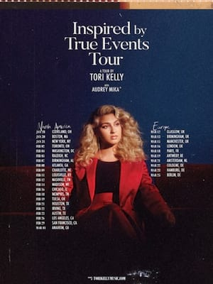 Tori Kelly at Masonic Temple Theatre