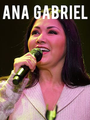 Ana Gabriel at Theater at Madison Square Garden