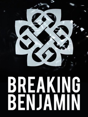 Breaking Benjamin at FivePoint Amphitheatre