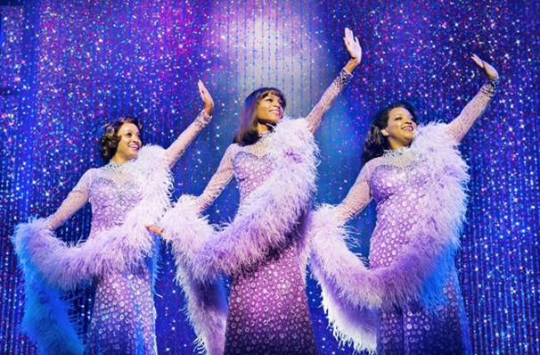 Dreamgirls, Savoy Theatre, London