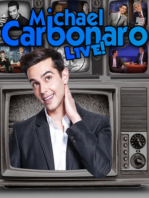 Michael Carbonaro at Knoxville Civic Auditorium