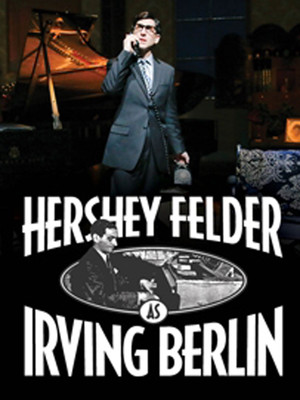 Hershey Felder as Irving Berlin at Allen Theater