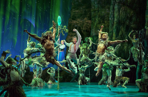 Disney's Frozen: The Broadway Musical