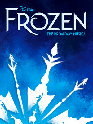 Disney's Frozen: The Broadway Musical Poster
