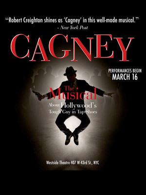 Cagney at Westside Theater Upstairs