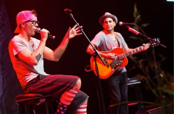 Bobby Bones and The Raging Idiots, The Playhouse on Rodney Square, Wilmington