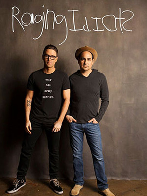 Bobby Bones and The Raging Idiots Poster
