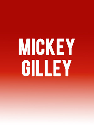 Mickey Gilley Poster