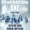 Generation Axe Steve Vai Zakk Wylde Yngwie Malmsteen Numo Bettencourt Tosin Abasi, Kodak Center, Rochester