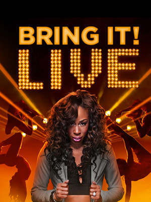 Bring It Live, Merriam Theater, Philadelphia