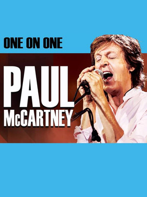 Paul McCartney at Hollywood Casino Amphitheatre IL
