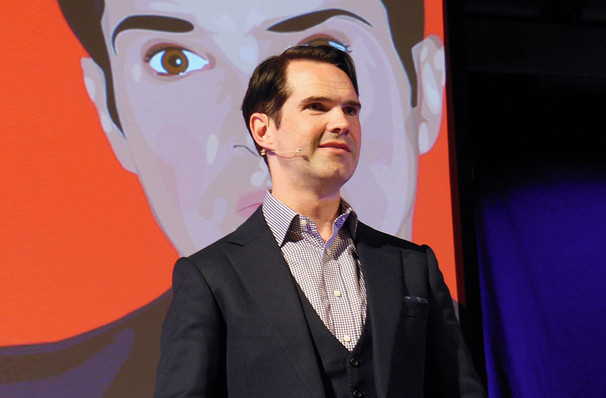 Dates announced for Jimmy Carr