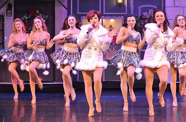 broadway christmas wonderland - Broadway Christmas Shows