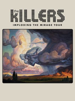 The Killers, Centre Bell, Montreal