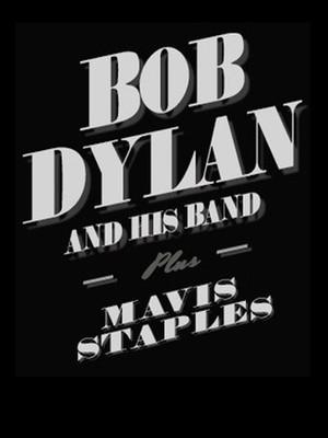 Bob Dylan & Mavis Staples Poster