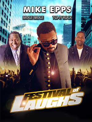Festival of Laughs: Mike Epps Poster