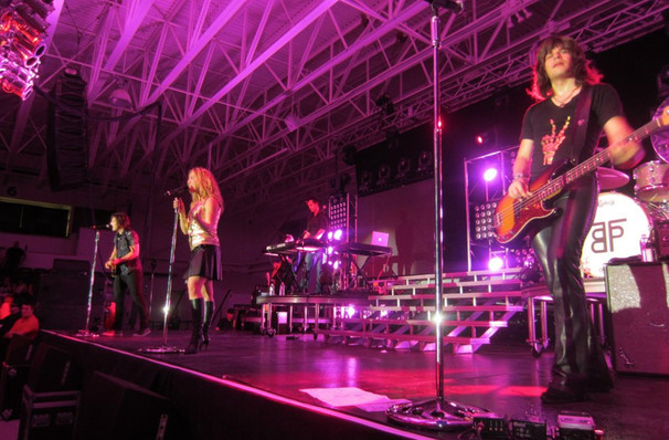 The Band Perry, Niswonger Performing Arts Center Greeneville, Knoxville