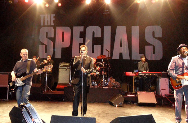 The Specials, Mcmenamins Crystal Ballroom, Portland