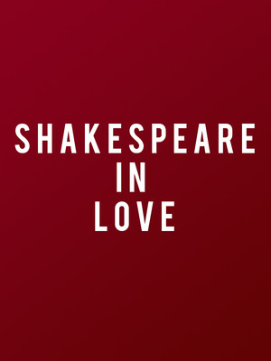 Shakespeare In Love Poster