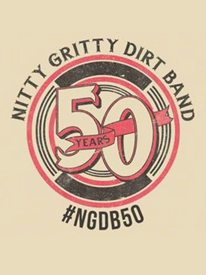 Nitty Gritty Dirt Band at Charleston Music Hall
