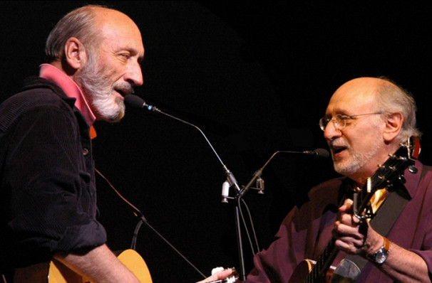 Peter Yarrow Noel Paul Stookey, Ikeda Theater, Phoenix