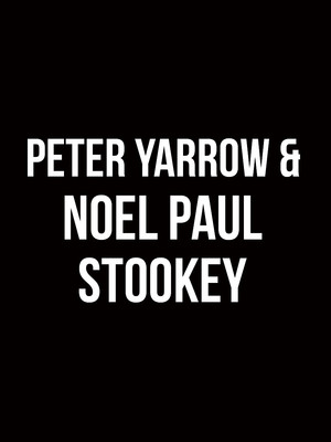 Peter Yarrow & Noel Paul Stookey Poster