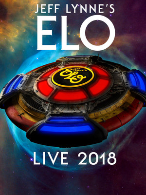 Jeff Lynne's Electric Light Orchestra Poster