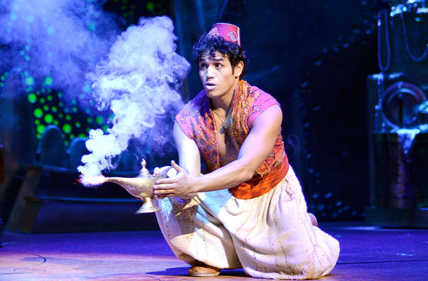 Aladdin, Cadillac Palace Theater, Chicago